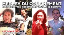 Medley du confinement, les goguettes auxquelles vous avez échappé - Les Goguettes (en trio mais à 4) by Default anthony channel